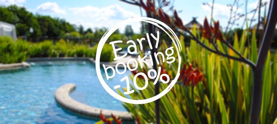 Early booking -10%
